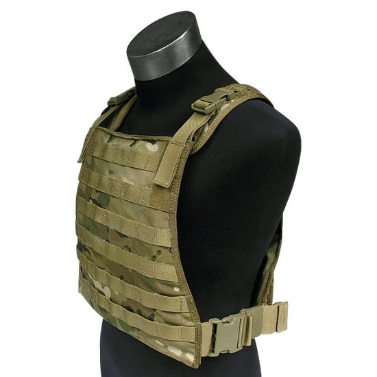 Flyye MBSS Plate Carrier MultiCam