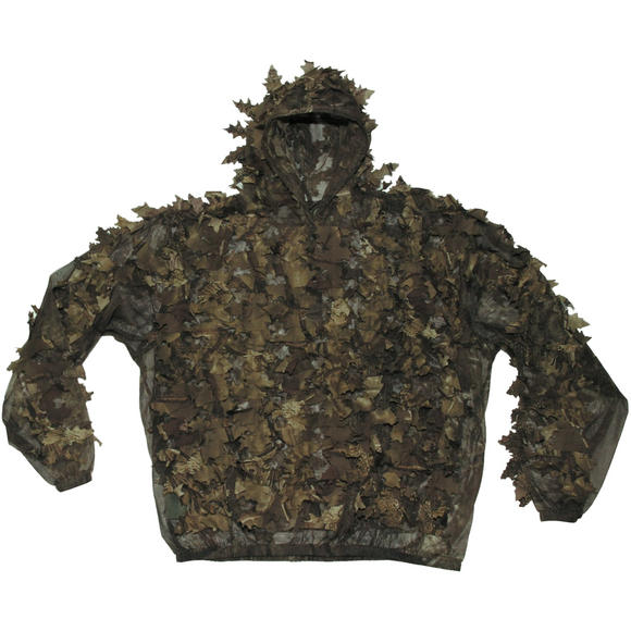 "MFH Camo Suit ""Leaves"" Hunter Brown"