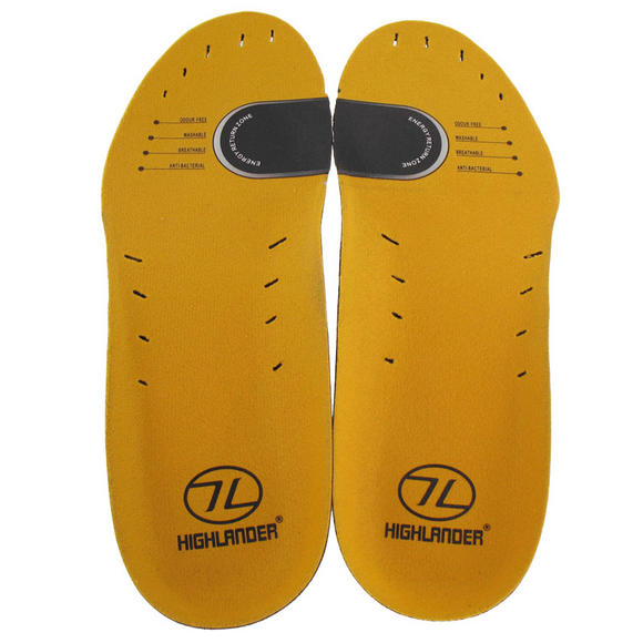 Highlander Shock Absorbing Insoles