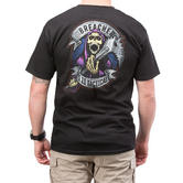 5.11 Breacher Logo T-Shirt Black