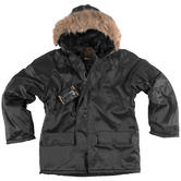 Helikon N-3B Jacket Black