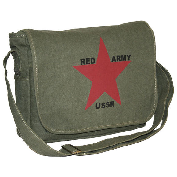Highlander Red Army Haversack Olive