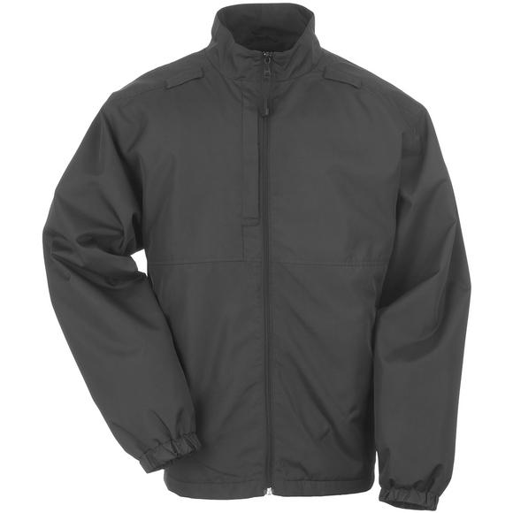 5.11 Lined Packable Jacket Black