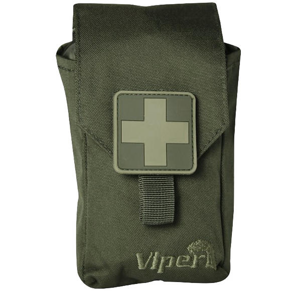 Viper First Aid Kit Green