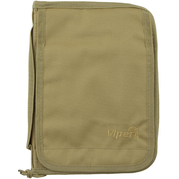 Viper A5 Notebook Holder Coyote