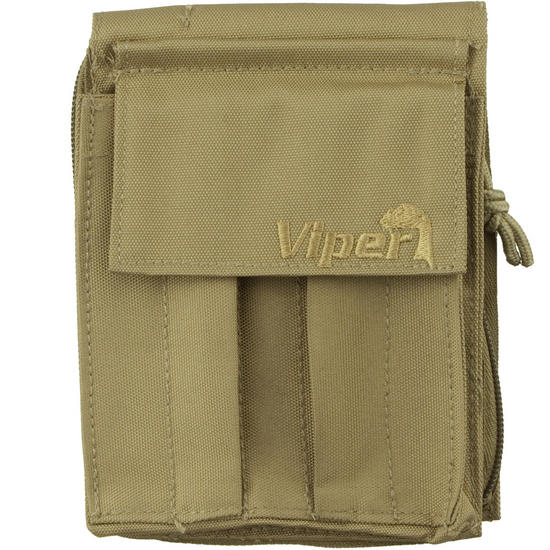 Viper A6 Notebook Holder Coyote