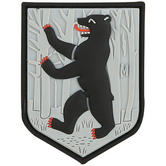 Maxpedition Berlin Bear (SWAT) Morale Patch