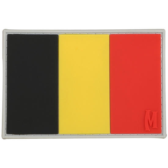 Maxpedition Belgium Flag (Full Colour) Morale Patch