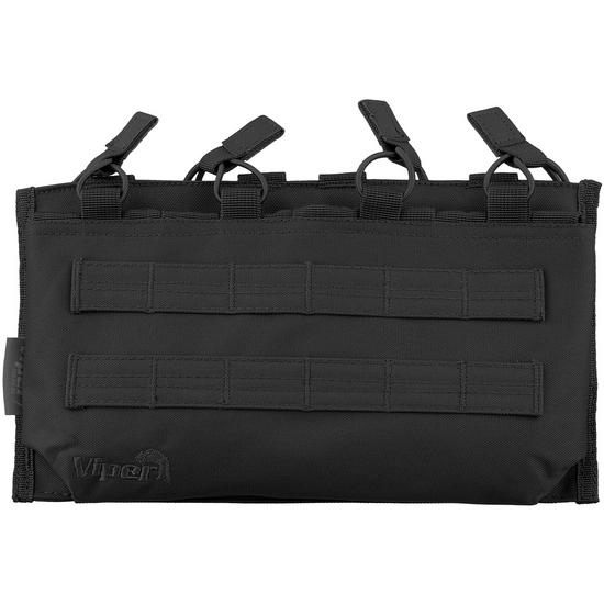 Viper Quad Mag Sleeve Black