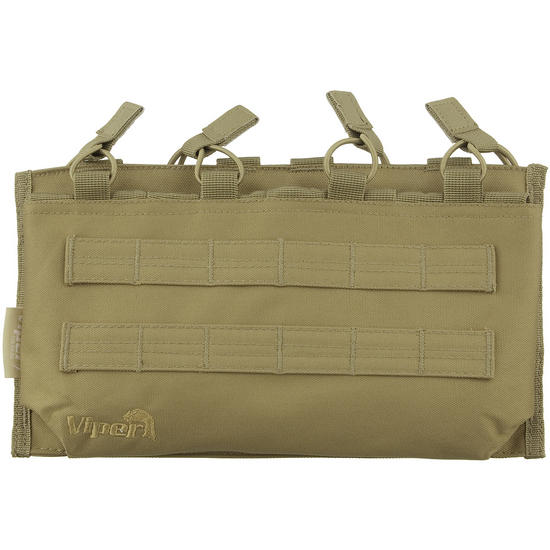 Viper Quad Mag Sleeve Coyote