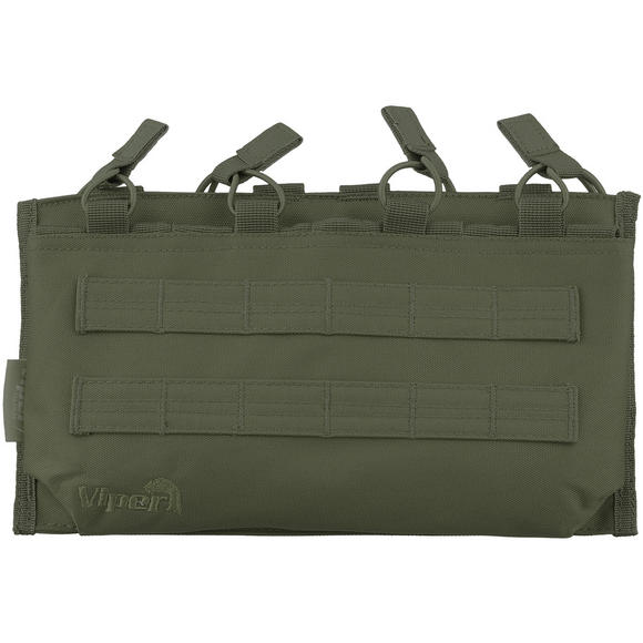 Viper Quad Mag Sleeve Green