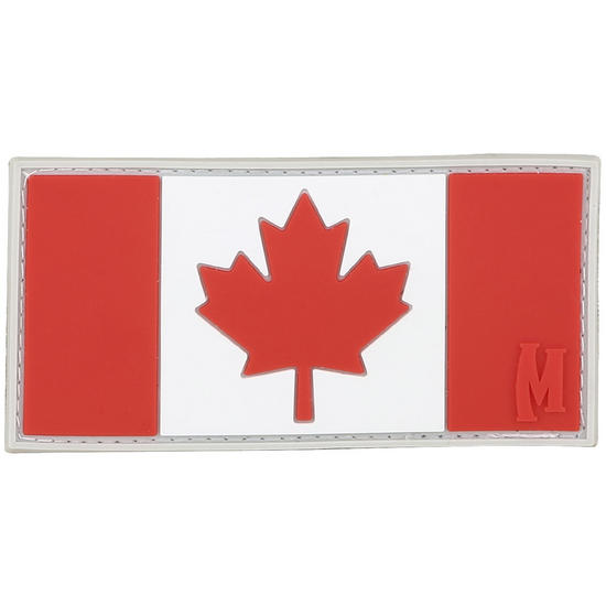Maxpedition Canada Flag (Full Colour) Morale Patch