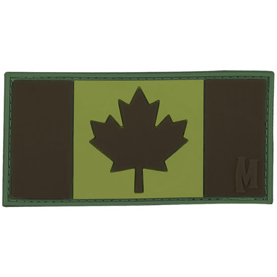 Maxpedition Canada Flag (Subdued) Morale Patch