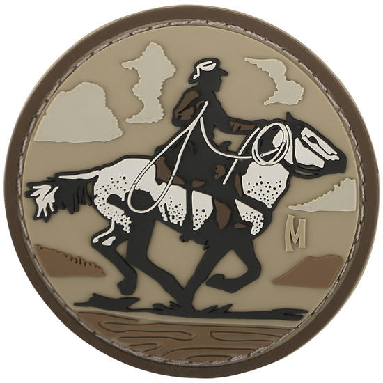 Maxpedition Cowboy (Arid) Morale Patch