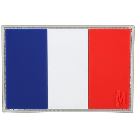 Maxpedition France Flag (Full Colour) Morale Patch