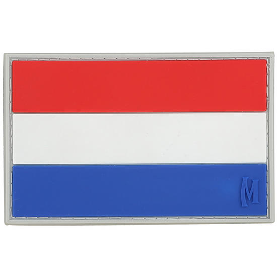 Maxpedition Netherlands Flag (Full Colour) Morale Patch