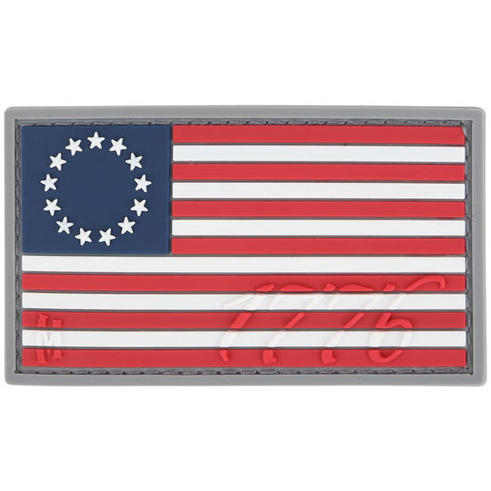 Maxpedition 1776 USA Flag (Full Colour) Morale Patch