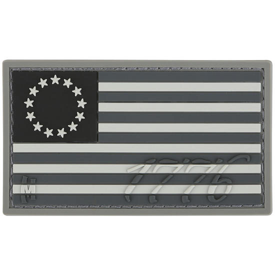 Maxpedition 1776 USA Flag (SWAT) Morale Patch