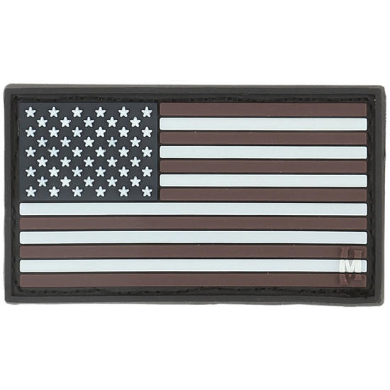 Maxpedition USA Flag Small (Glow) Morale Patch