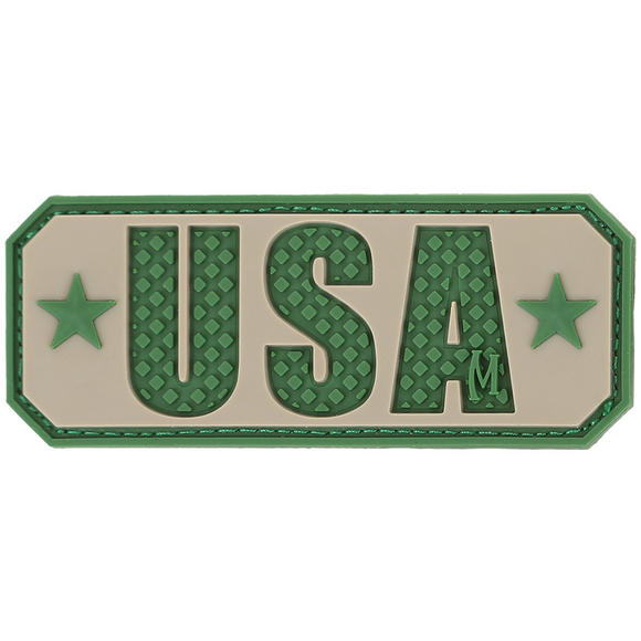 Maxpedition USA (Arid) Morale Patch
