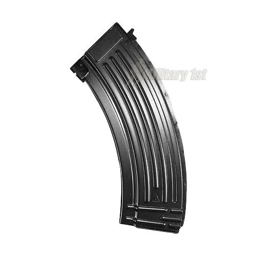 G&P AK47 MAGAZINE AIRSOFT ELECTRIC GUN AEG RIFLE SHOOTING 150 ROUNDS BLACK