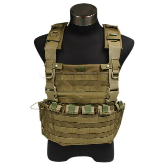 Flyye WSH* Chest Rig Coyote Brown