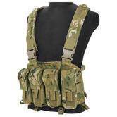 Flyye LBT AK Tactical Chest Vest MultiCam