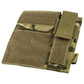 Flyye Administrative/Pistol Mag Pouch MOLLE MultiCam