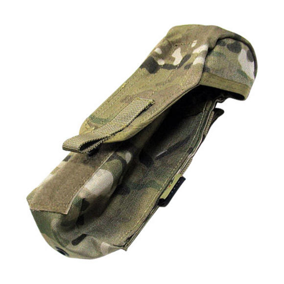 Flyye Single AK Magazine Pouch MOLLE MultiCam