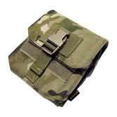 Flyye M60 100Rds Ammo Pouch MOLLE MultiCam