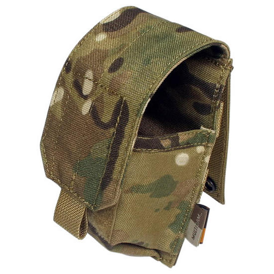 Flyye Smoke/Flash Grenade Pouch MOLLE MultiCam