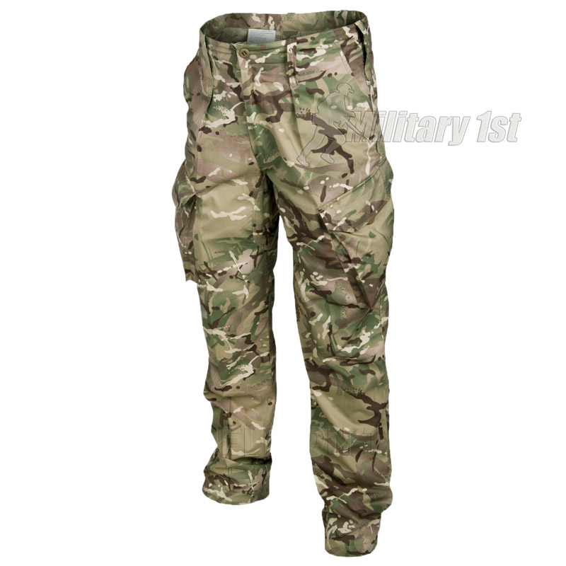 HELIKON ARMY TACTICAL CARGO PANTS MENS COMBAT MILITARY TROUSERS AIRSOFT MTP CAMO
