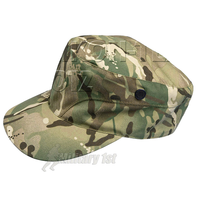 HELIKON TACTICAL PATROL HAT CADET FIELD CAP FISHING HUNTING AIRSOFT MTP CAMO