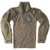 Helikon Combat Shirt with Elbow Pads Coyote