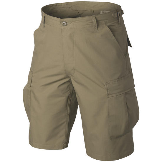 Helikon Genuine BDU Shorts Polycotton Ripstop Coyote