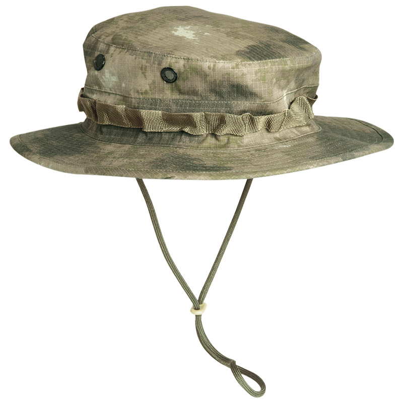 Mil tec tactical army gi boonie jungle bush hat hiking for Fishing boonie hat