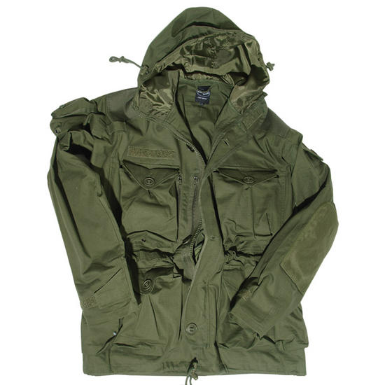 Mil-Tec Smock Lightweight Olive Preview