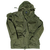 Mil-Tec Smock Lightweight Olive Thumbnail 1