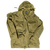 Mil-Tec Smock Lightweight Coyote