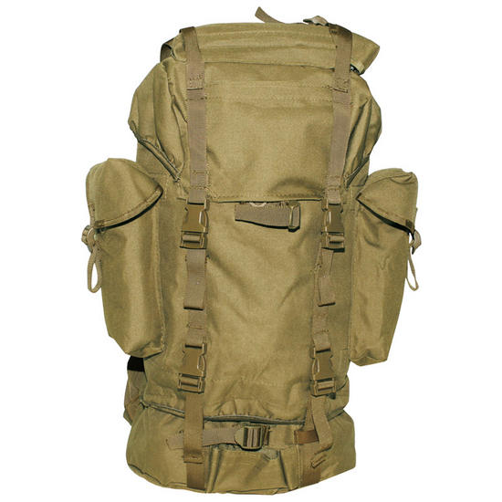 MFH German Army Rucksack 65L Coyote