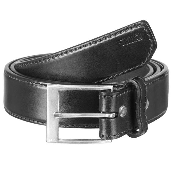 "5.11 Leather Casual Belt 1.5"" Black"