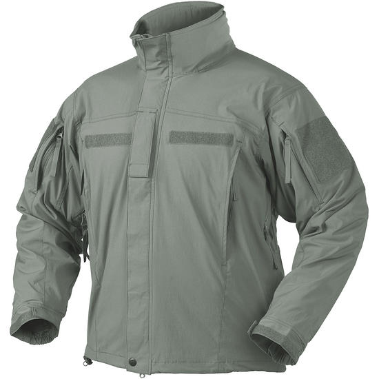 Helikon Soft Shell Jacket Level 5 Ver. II Alpha Green