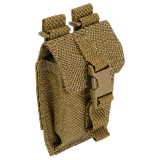 5.11 Strobe/GPS Pouch Flat Dark Earth
