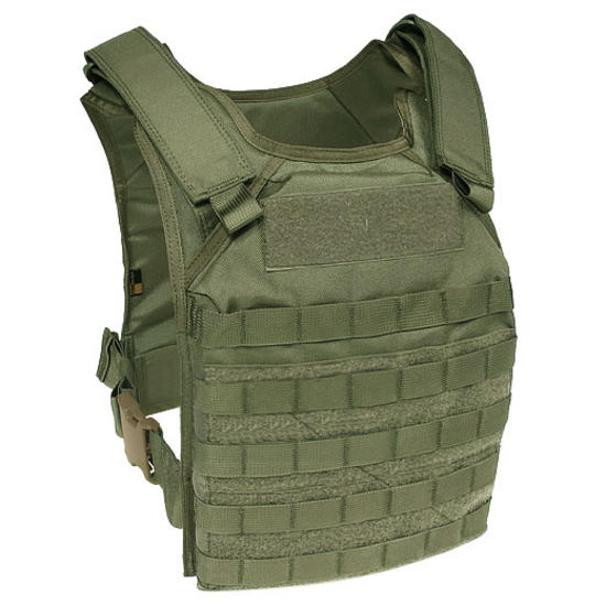 Flyye Fast Attack Plate Carrier GEN 1 MOLLE Ranger Green
