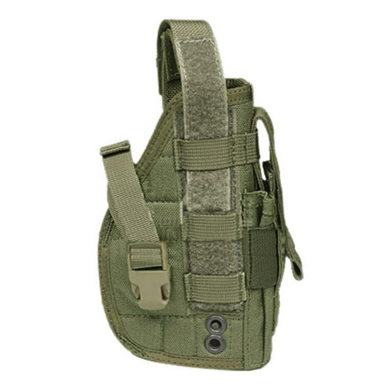 Flyye Right Handed Pistol Holster Ranger Green