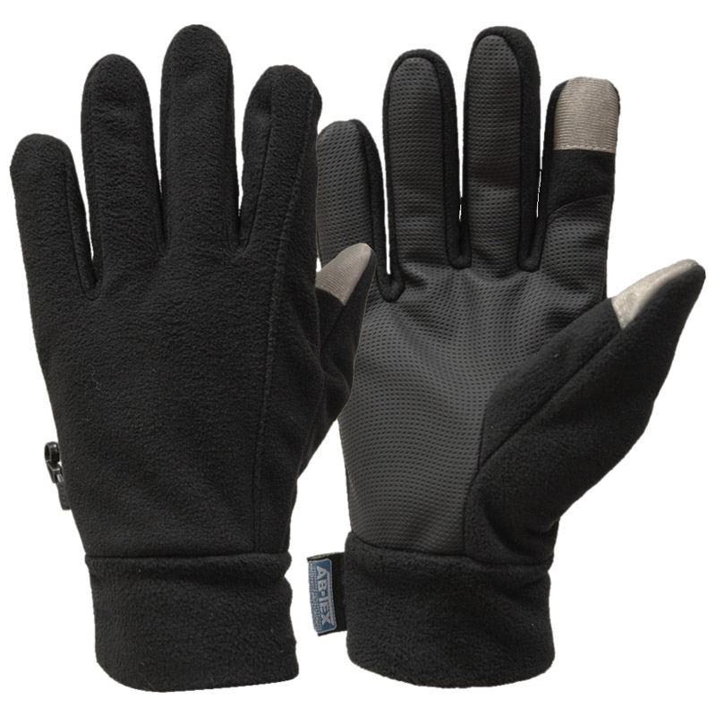 Nike Gloves Touch Screen: Pro-Force Touch Screen Gloves Black