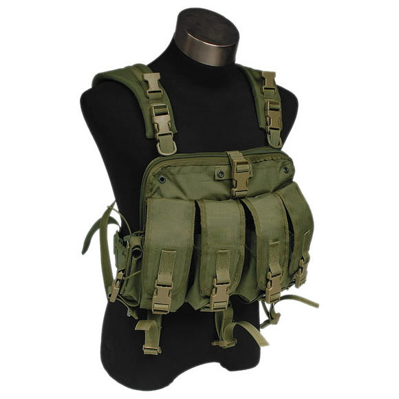 Flyye Pathfinder Chest Harness Ranger Green