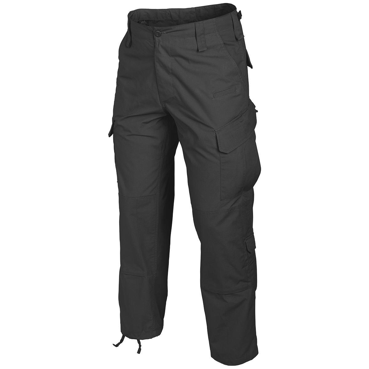 black tactical cargo pants - photo #8