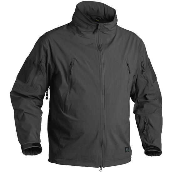 Helikon Trooper Soft Shell Jacket Black
