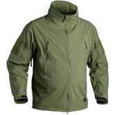 Helikon Trooper Soft Shell Jacket Olive Green